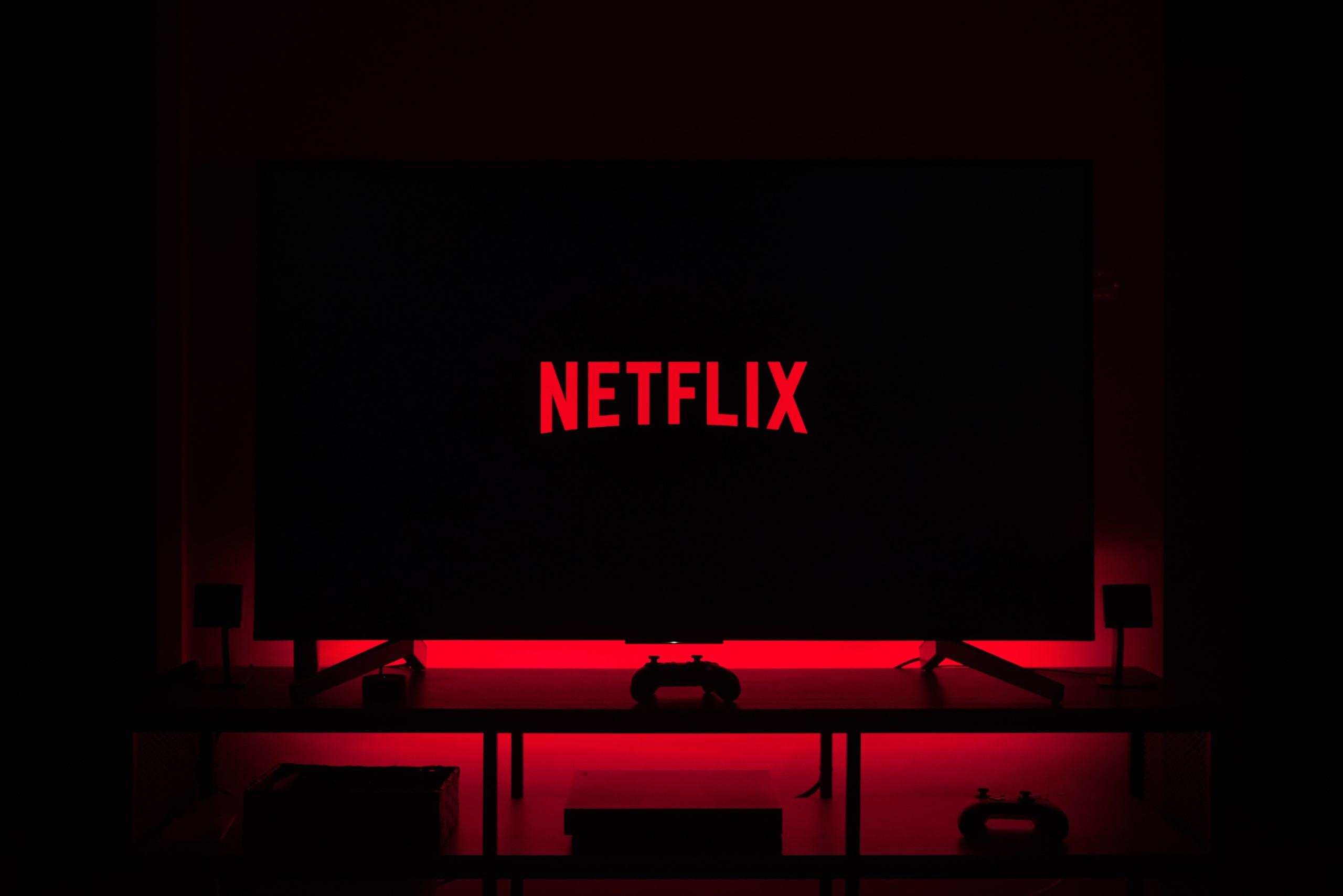 Karantino metu Netflix platforma muša naudojimosi rekordus