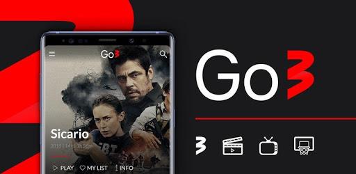 Go3 - dar daugiau filmų ir serialų!