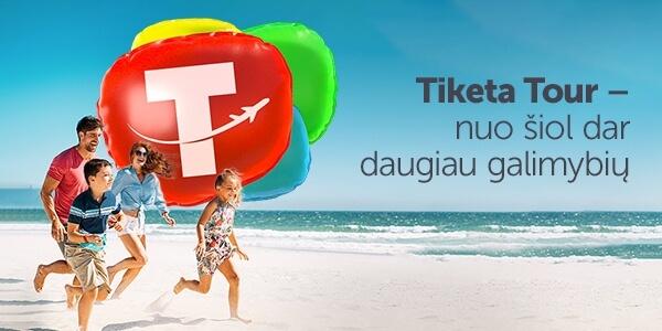 Bilietų platintojai pradeda prekiauti net kelionėmis