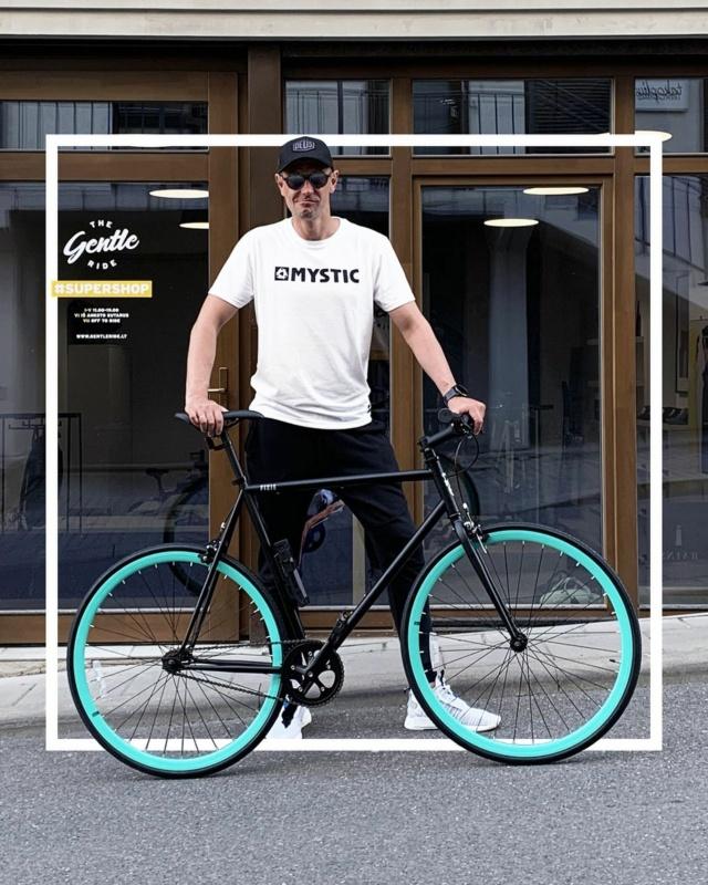 Gentle Ride džiaugiasi išaugusia dviračių paklausa